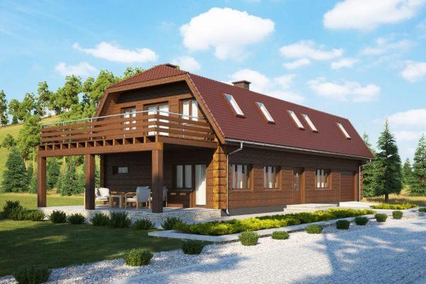 proiect casa de vacanta