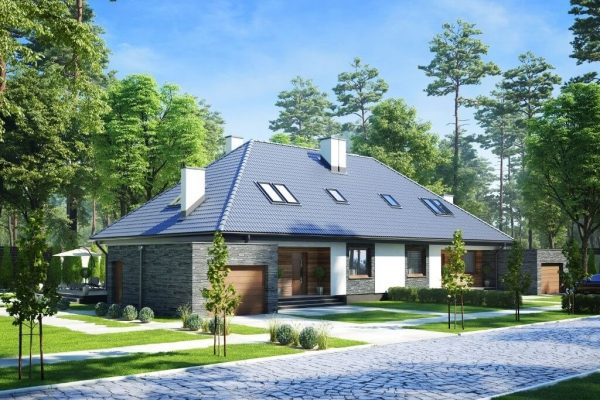 casa mare cu mansarda duplex