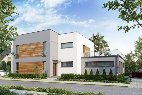 casa mare duplex cu etaj