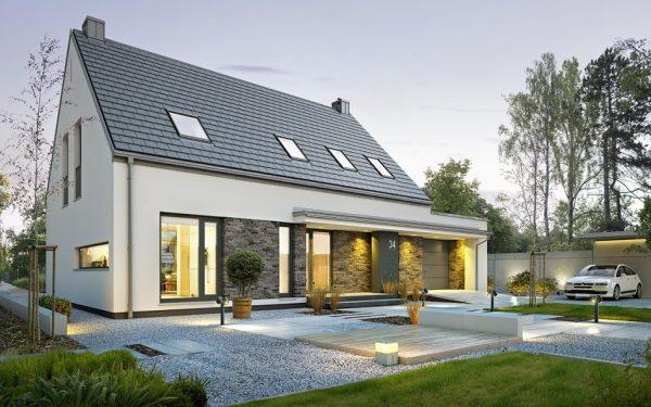 proiect casa moderna