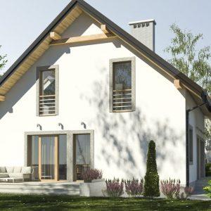 Proiecte de case cu terasa