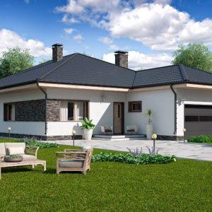 proiect casa mare parter