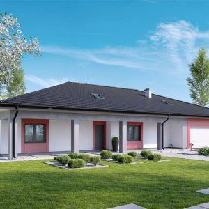 Proiecte de case fara etaj