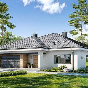 Proiecte de case medii