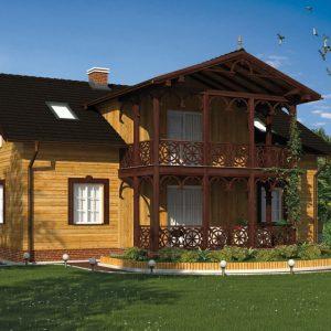 Proiecte de case cu 4 dormitoare